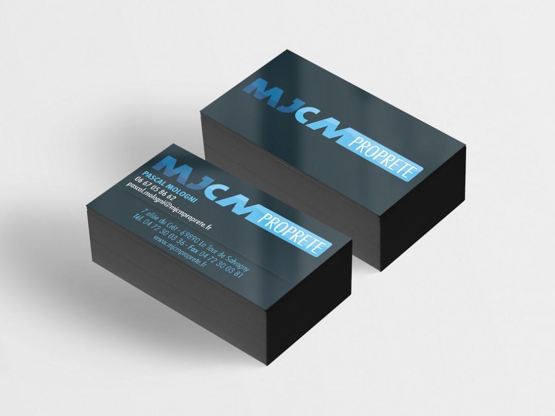 Carte De Visite MJCM